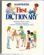 Illustrated first dictionary